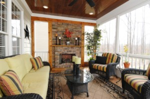 Decorating a Screened Porch Expands Living Space